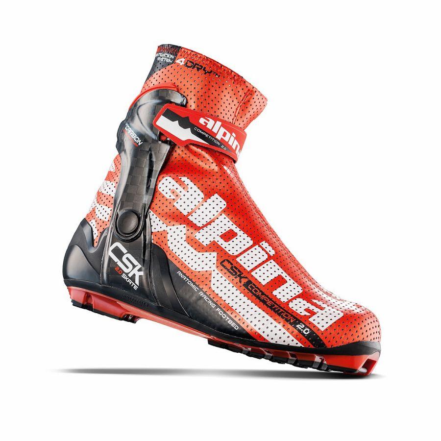 【クロスカントリースキー店舗】 ALPINA アルピナ クロスカントリースキー ブーツ NNN CSK 17-18モデル