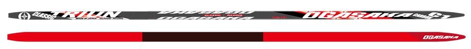 【クロスカントリースキー店舗】 オガサカスキー OGASAKA SKI クロスカントリースキー クラシカル C1-ST WET 2018-2019モデル