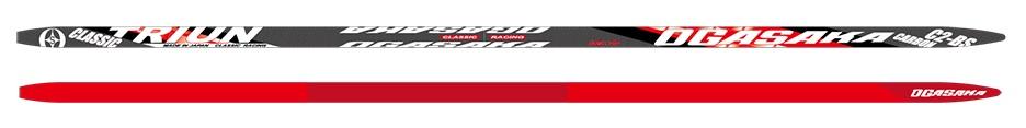 【クロスカントリースキー店舗】 オガサカスキー OGASAKA SKI クロスカントリースキー クラシカル C2-ST BS 2018-2019モデル