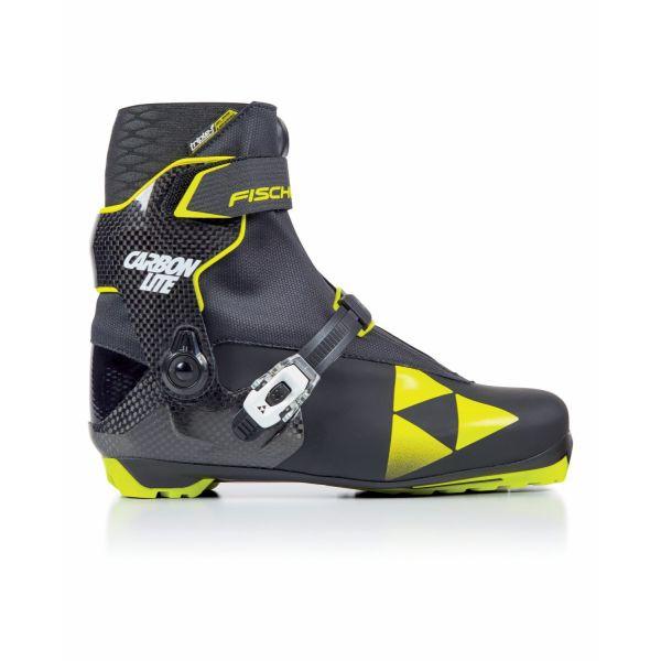 【クロスカントリースキー店舗】 フィッシャー FISCHER クロスカントリースキー ブーツ TURNAMIC カーボンライト スケート S10017 2018-19モデル