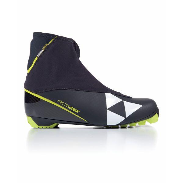 【クロスカントリースキー店舗】 フィッシャー FISCHER クロスカントリースキー ブーツ TURNAMIC RCS クラシック S16817 2018-19モデル キャッシュレス・消費者還元事業 5%