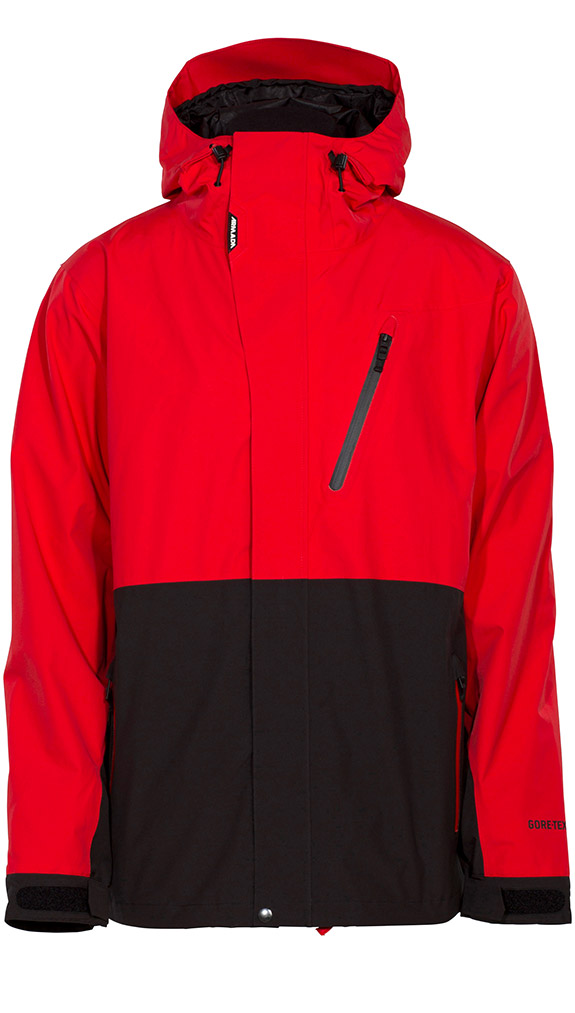 14/15 ARMADA  STEALTH GORE-TEX 2L JACKET RED/Blue