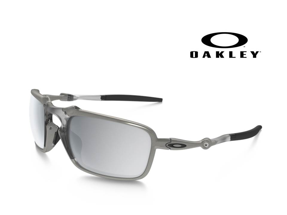 OAKLEY【Polarized Badman™ (Asia Fit)】【006035-03】