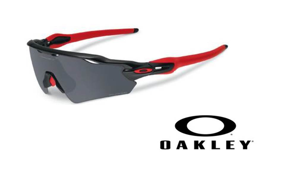 OAKLEY【RADAE EV】Polished Black/Black Iridium Polarized【OO9275-06】