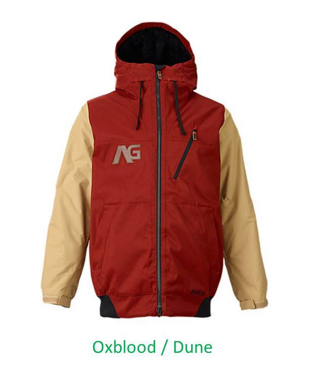 15/16AnalogGreed Jacket【102311】