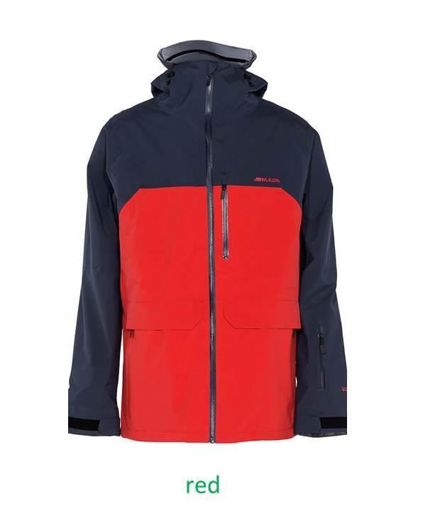 15/16ARMADASherwin GORE-TEX 3L Jacket【15MJA-SHE】