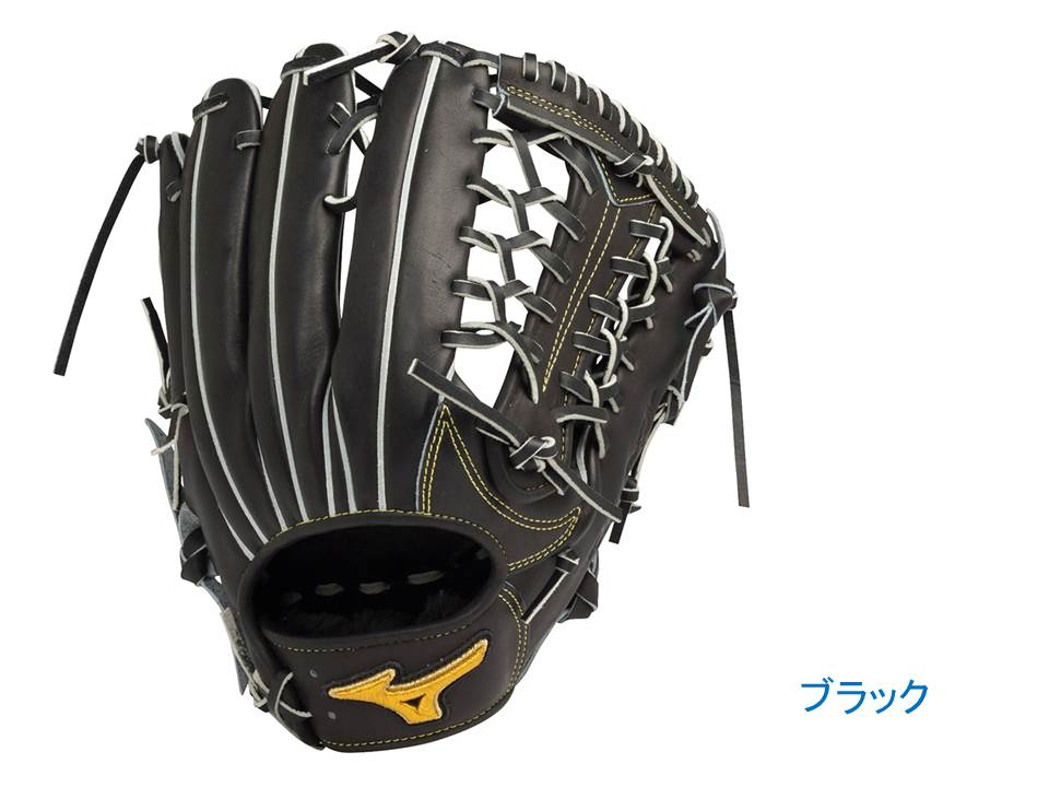 MIZUNO ミズノプロ スピードドライブテクノロジー 硬式用 外野手用 右投げ用 【1AJGH14017】