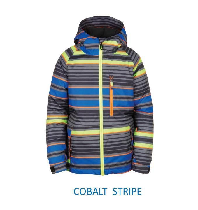 16/17 686(シックスエイトシックス) Jinx Insulated Jacket Boy's (L6W505)
