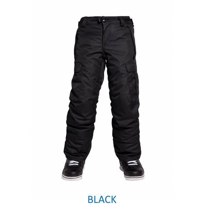 16/17 686(シックスエイトシックス) All Terrain Insulated Pant Boy's (L6W603)