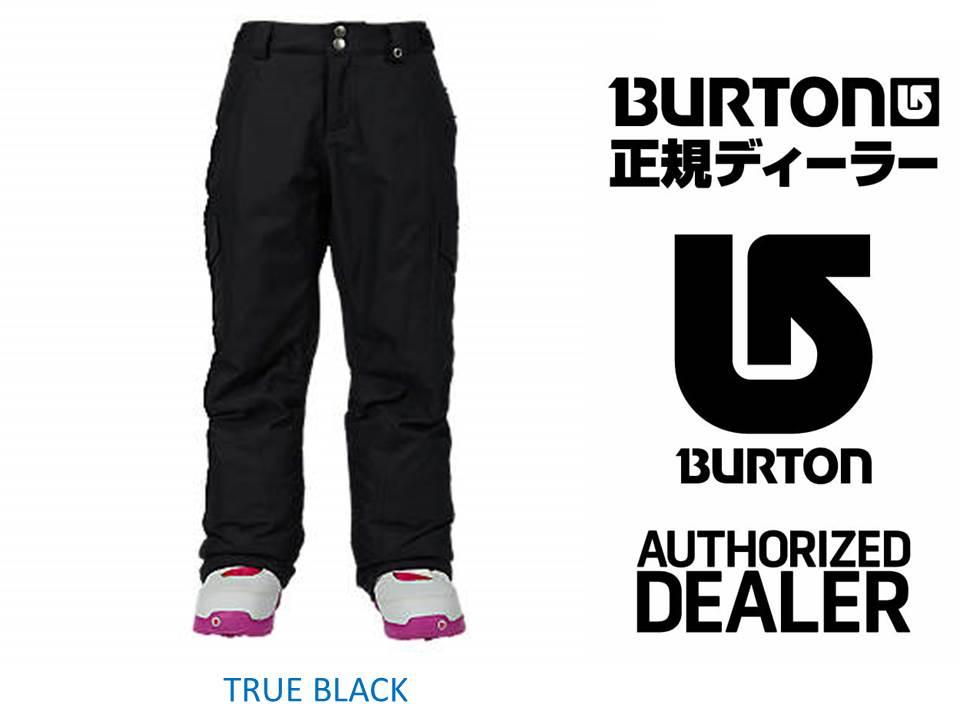 16/17 BURTON Girls' Elite Cargo Pant 【11583101】