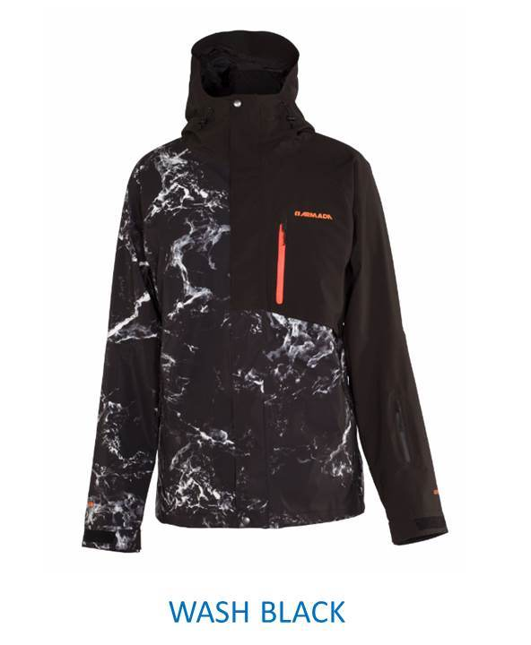 16/17 ARMADA Stealth GORE-TEX® Insulated Jacket 【1020003】