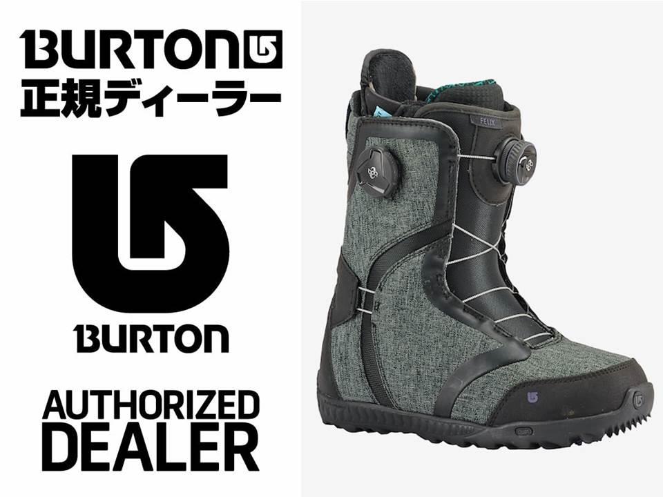 16/17 BURTON Felix Boa® Snowboard Boot