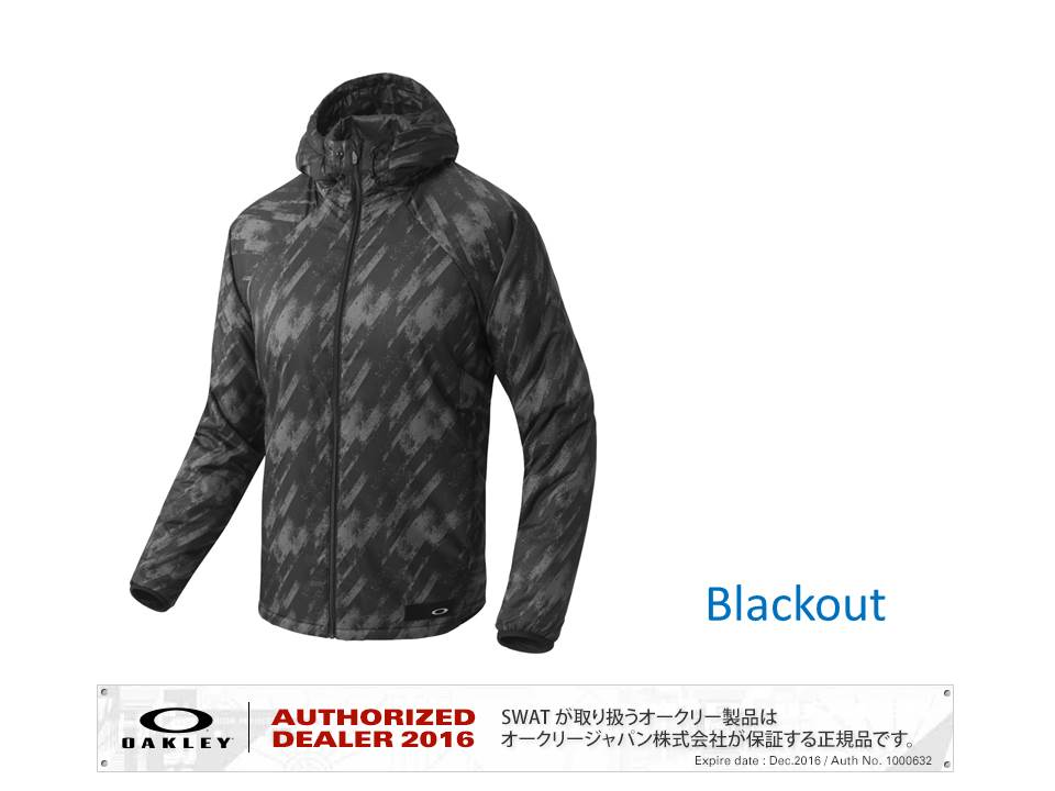 OAKLEY FALL 2017 Enhance Graphic Insulation Jacket 7.3 + Enhance Insulation Pants 7.3 上下セット 【412474JP + 422355JP】