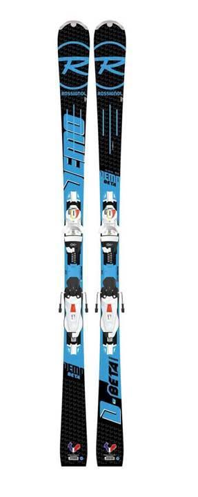 17/18 ROSSIGNOL 板:DEMO BETA(Konect) ビンディング:NX 12 Konect DUAL WTR B80 White Icon