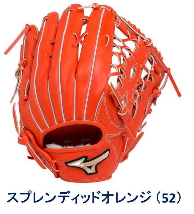 MIZUNO グローバルエリート 硬式用 外野手用 右投げ用 【 1AJGH18207 】