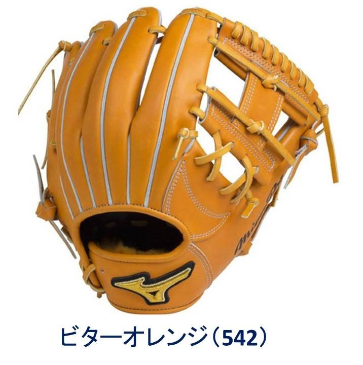 MIZUNO ミズノプロ 硬式用 内野手用1 右投げ用 【1AJGH79903】