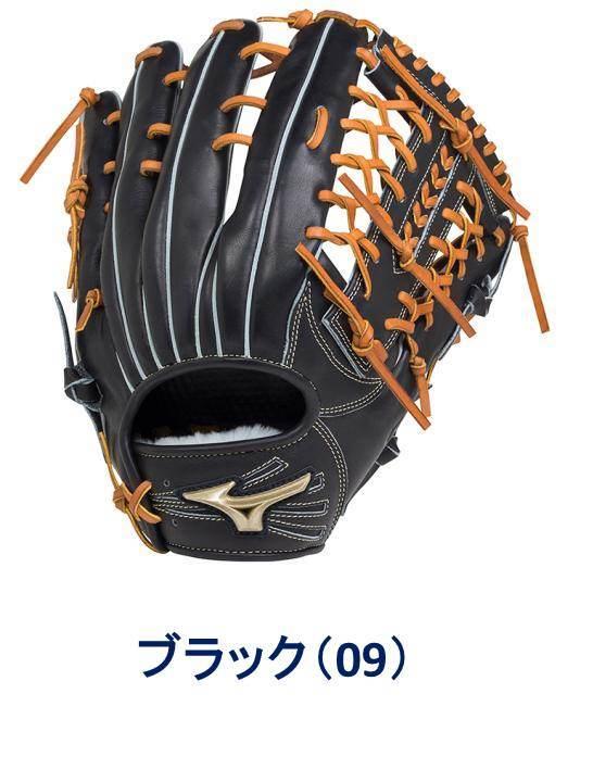MIZUNO グローバルエリート Hselection02 硬式用 外野手用 右投げ用/左投げ用 【 1AJGH18307 】