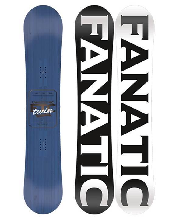 18/19 FANATIC FTC TWIN ソールカラーはアソートです。