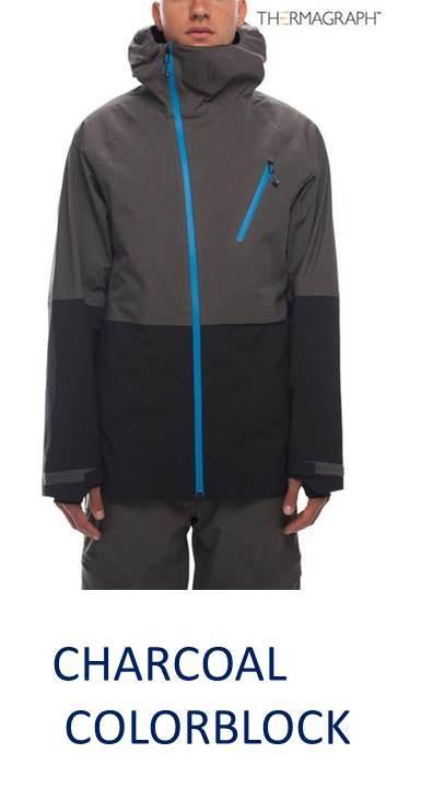 18/19 686(シックスエイトシックス) Hydra Thermagraph® Jacket (L8W106)