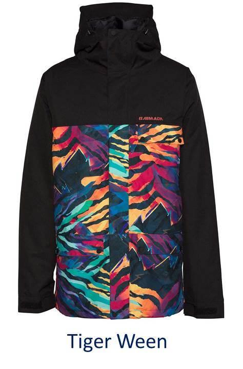 18/19 ARMADA Emmett Insulated Jacket 【R00010170】