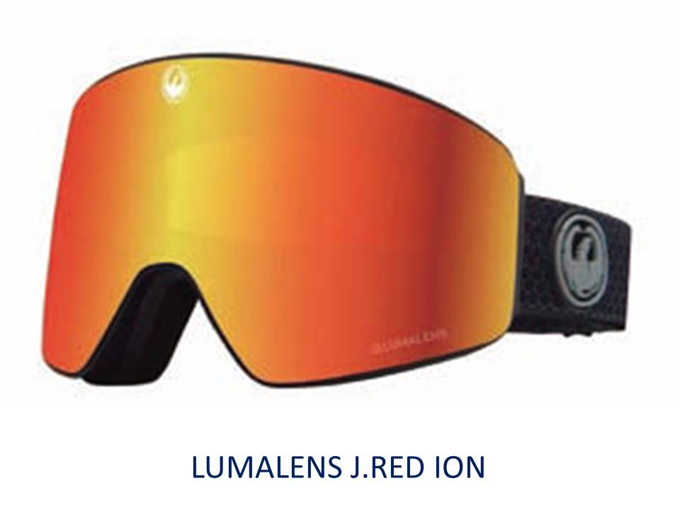 19/20 DRAGON PXV SPLIT GREY LUMALENS J.RED ION(H04)、 LUMALENS J.GOLD ION(H05)、 LUMALENS J.GREEN ION(H06)、 LUMALENS J.BLUESTEEL ION(H07)、 LUMALENS J.SILVER ION(H08)