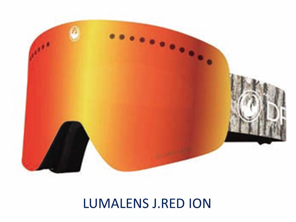 19/20 DRAGON NFX BLIZZARD LUMALENS J.RED ION(003)