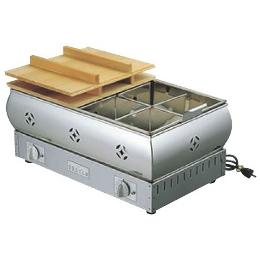 おでん鍋 電気式2尺/8仕切