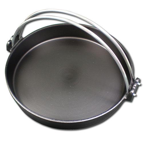"""""""在铁制的鸡素烧锅、鹤""""tokiwa并且26cm"""