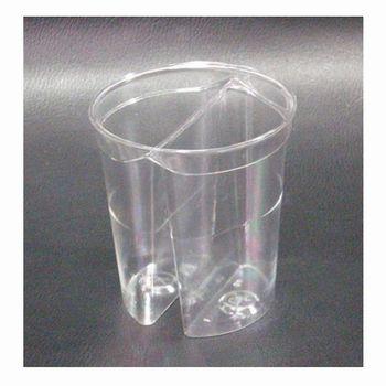 【かき氷カップ】カップ&カップ 500個入り