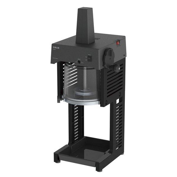 電動式氷削り機 スワン「シグネ cygne」 SI-150C ブロック氷専用