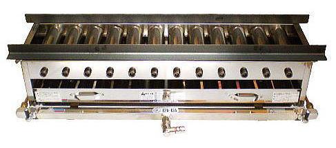 業務用ガス式強力焼物器(焼き鳥器)GA-65S