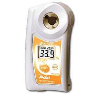 【塩分濃度計】デジタルポケット調味料濃度計PAL-97S〈BNU-21〉