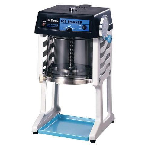 電動式氷削り機 スワンSI-150SS-B ブロック氷専用