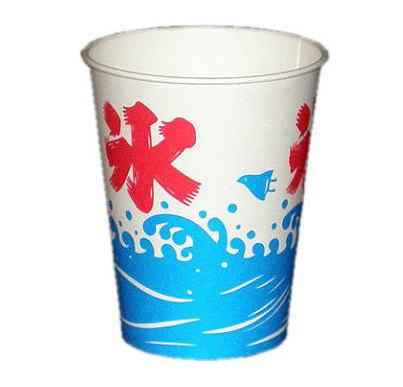 【かき氷カップ】紙コップニュー氷 紙コップ1箱(2,500個入)