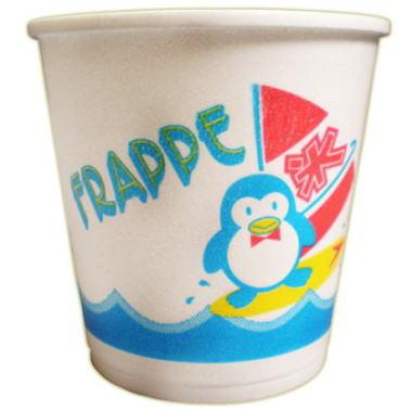 【かき氷カップ】発砲スチロール製カップSH-ペンギン 1箱(1,000個入)