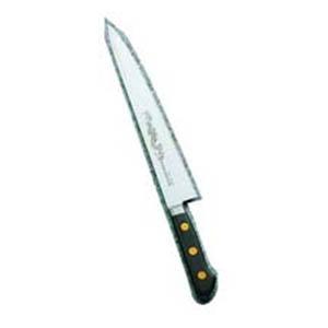 Misono 筋引 両刃 125M(36cm)手研本刃付〈AMS-13〉