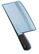 【包丁・ナイフ】杉本 最高級中華庖丁OMS6号 4106〈ASG-09〉