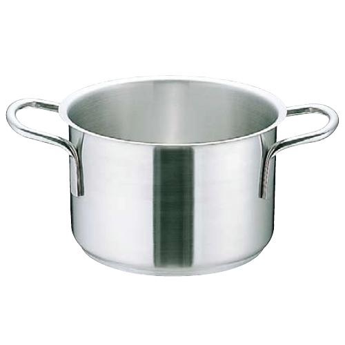 Murano(ムラノ)インダクション18-8 半寸胴鍋(蓋無)50cm 〈AHV-A3〉
