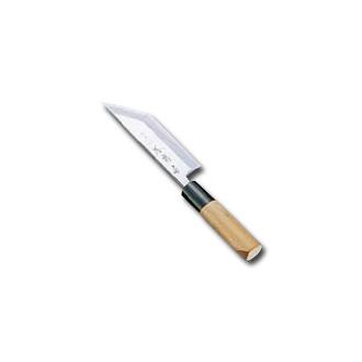 堺 菊守 極上 うなぎ裂庖丁どじょう裂(片刃)12cm〈AKK-38〉