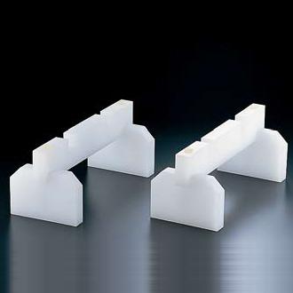 プラスチック まな板用脚スタンド兼用 (2ヶ1組)45cm 〈AMN-C8〉