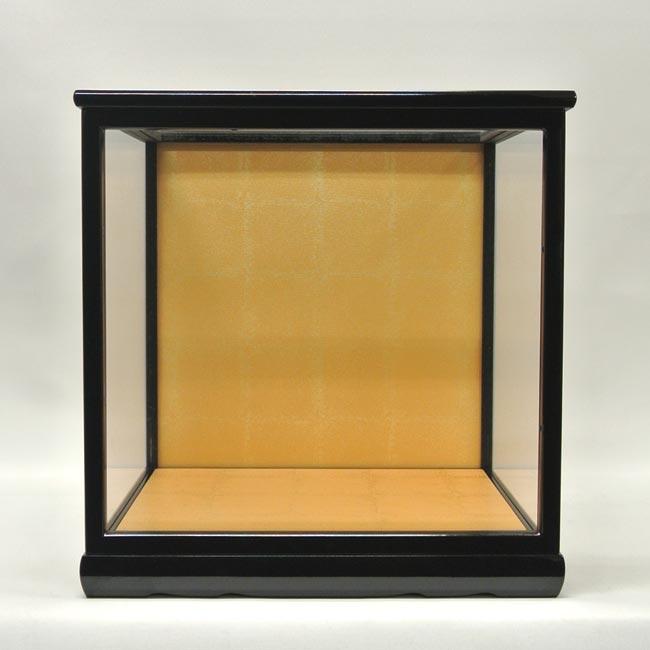 人形用ガラスケース(前扉式)『30-10』(内寸:幅30cm×奥行26cm×高さ30cm)