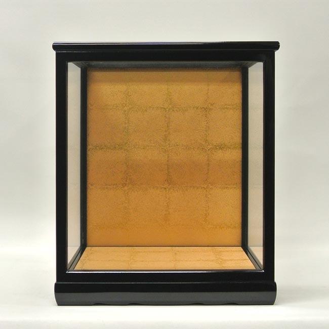 人形用ガラスケース(前扉式)『26-10』(内寸:幅26cm×奥行23cm×高さ30cm)