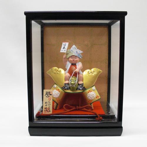 誉れ 伝統工芸士 植木進作(前扉式ガラスケース入り)