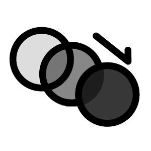 ■度付レンズ■調光レンズ 1.60球面UVカット