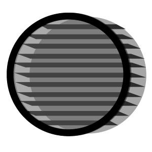 ■度付レンズ■偏光レンズ 1.67球面UVカット ハード