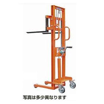 ハンドリフト 500kg 揚程1500mm 【代引不可】
