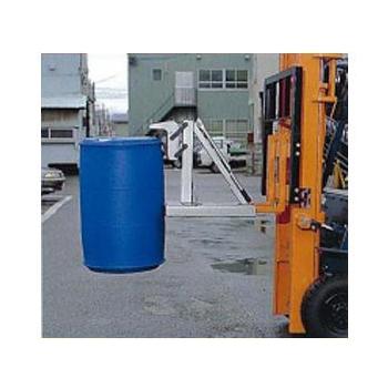 フォークリフト用ドラム搬送機器 荷重200 【代引不可】