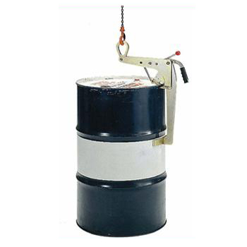 ドラムハンガー 200リットルJISドラム対応・500kg 【代引不可】