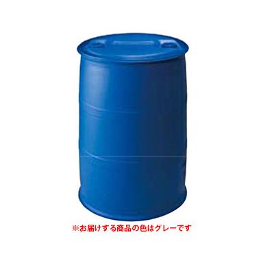 樹脂ドラム 200L 色:グレー