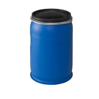 樹脂ドラム 100L オープンタイプ (色:ブルー)